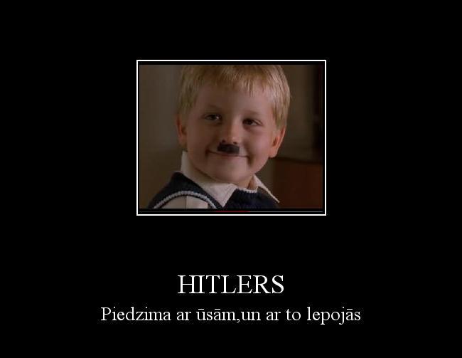 Autors: madars43 Hitlers