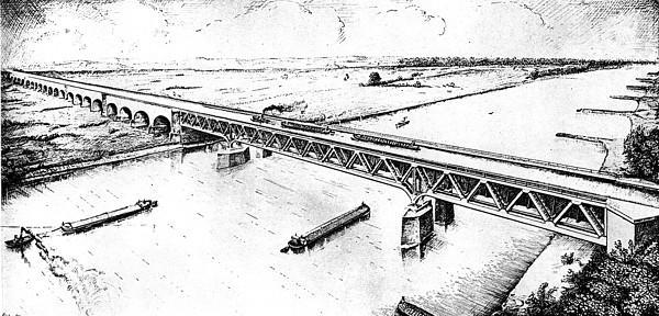 Pirms Magdeburgas ūdens tilta... Autors: Se0ne Neticamais vācu ūdens tilts