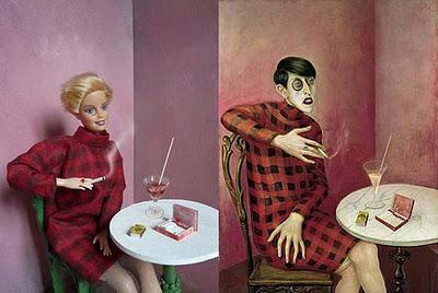 Autors: AldisTheGreat Bārbijas slavenākie mākslas darbi!