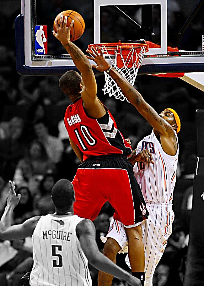 Demar DeRozan kadros  Autors: Fosilija NBA Rezultāti 3. februārī