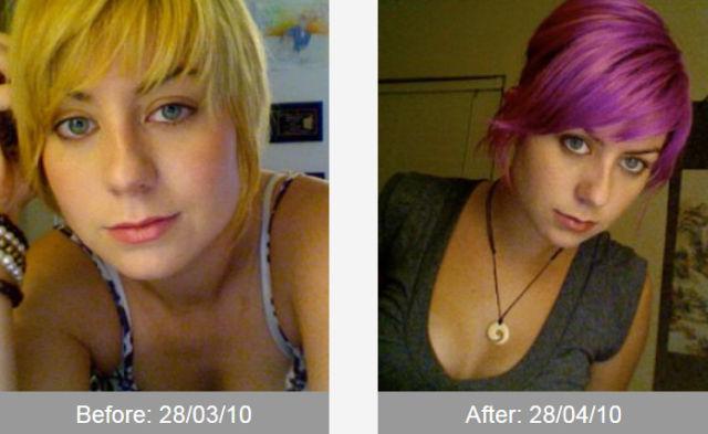 Autors: arheoloģe Dažādas bildes pirms un pēc