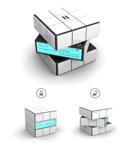 Rubika kubika MP3... Autors: AldisTheGreat Kolosālākie MP3 atskaņotāji!