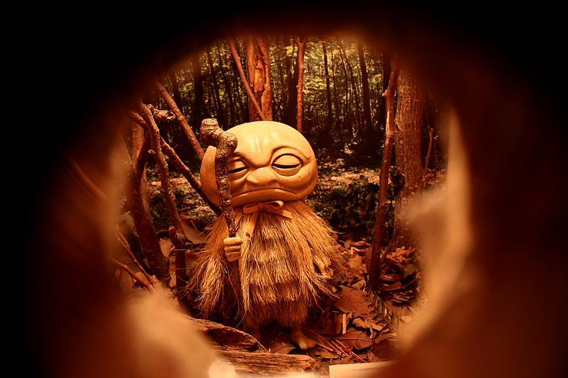 Aburasumashi  Eļļas spiedējs... Autors: Budzisss Japāņu mitoloģiskās būtnes no A līdz Z (1.daļa)
