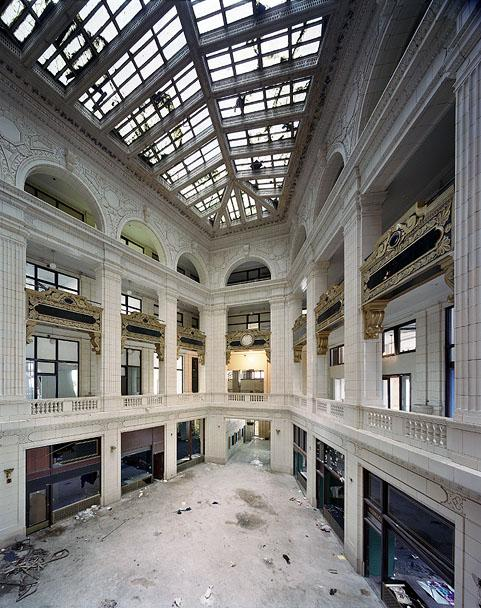 Autors: shmerdels Lost city - Detroit.