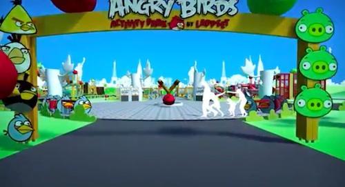 Autors: madzz Angry Birds - Parks Somijā.