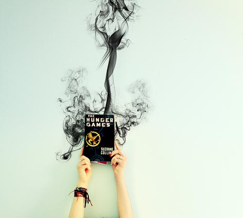 Autors: 8 The Hunger games