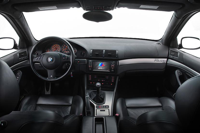 BMW M5 salons Autors: Mr Cappuccino BMW E39 (1995 - 2004)