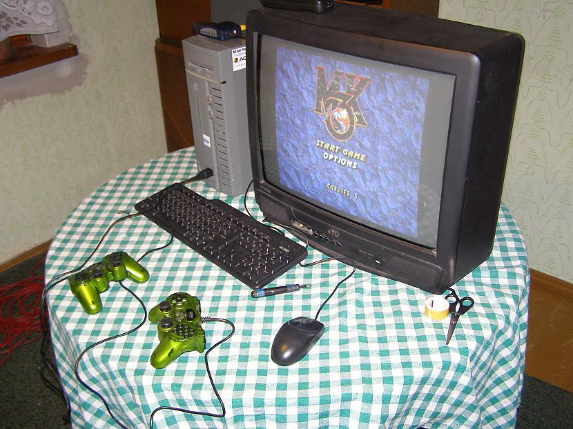 nbspAr rezultātu esmu... Autors: VoltAmpers Universālā retro spēļu konsole