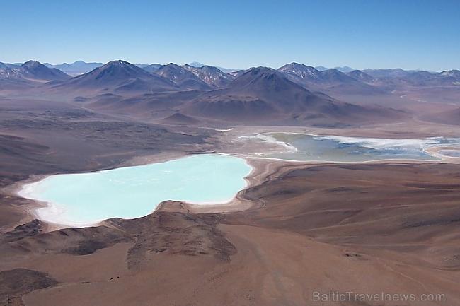 Bolīvijas lagūna Autors: APJUNSENO Elpu aizraujoši dabas skati