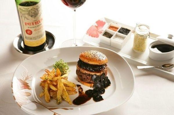 Nosaukums FleurBurger5000 cena... Autors: Fosilija Dārgāko burgeru TOP 10