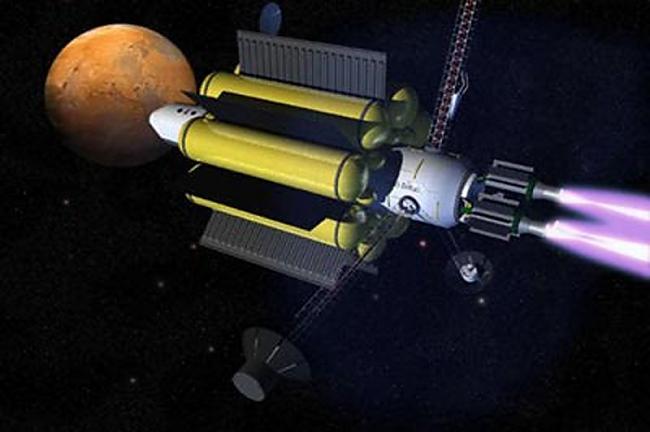 Bet bdquoAd Astrardquo... Autors: Treiseris 39 dienās līdz Marsam
