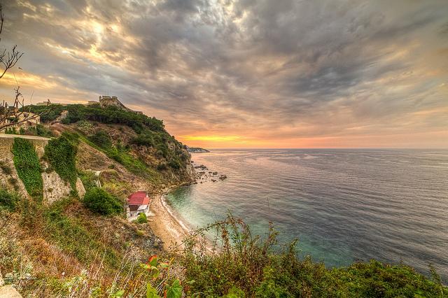 Elba Itālija Elbas sala ir... Autors: Treiseris 15 labākās Eiropas salas