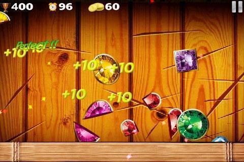 Ninja vs Jewelsspēle ļoti... Autors: roawrr Android spēles tavam telefonam : )