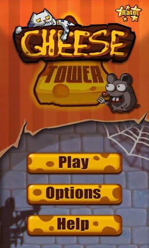 Cheese towerScaronodien tikai... Autors: roawrr Android spēles tavam telefonam : )