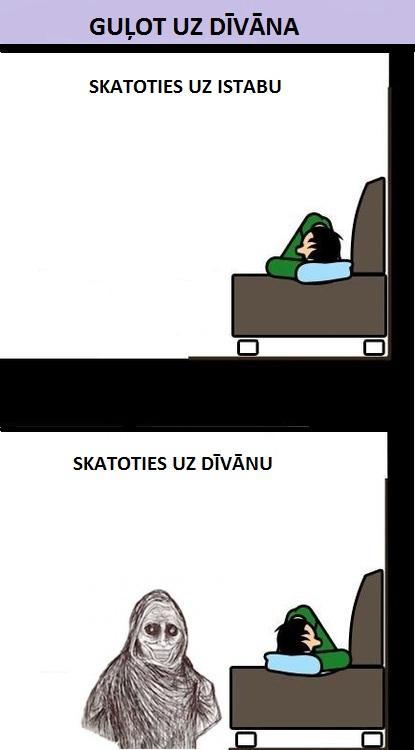 Autors: CreepyGuy Komiksi (Paštulkoti)