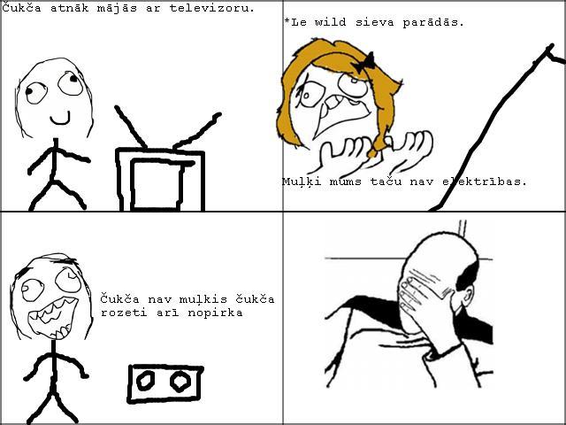 Autors: Haltur4iks Komikseļi.