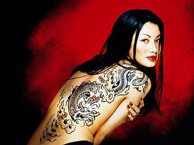 Tālie AustrumiTālo Austrumu... Autors: BezzeeCepums Tetovējumi- māksla izdaiļot ķermeni.