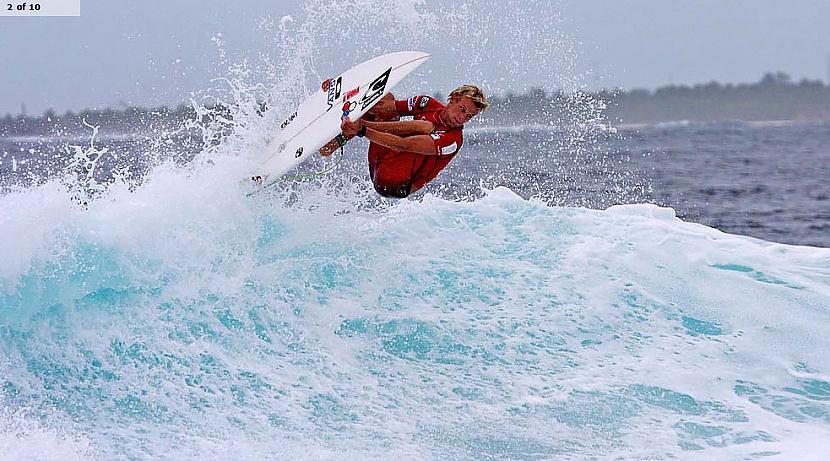 Sponsori Vans footwear and... Autors: whosays Best Male Surfers 2012