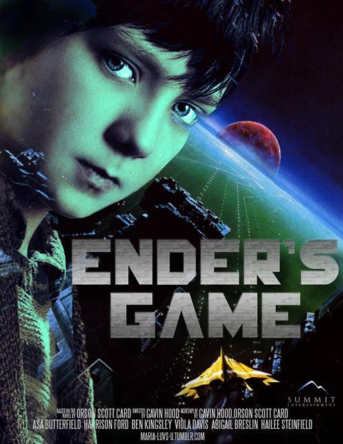 Ender Game Autors: Cherijs Topošās 2013. gada filmas. Part 2
