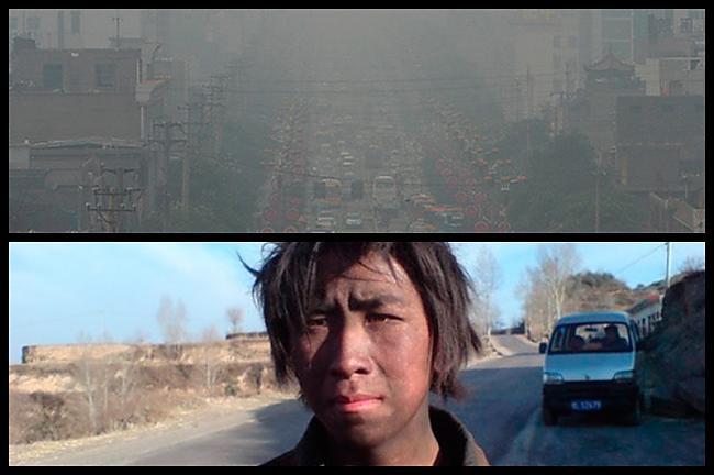 Linfena Ķīna Scaronī pilsēta... Autors: Treiseris 10 vietas, kur Tu negribētu dzīvot