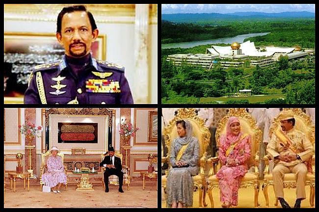 Haji Hassanals Bolkiahs... Autors: Treiseris Karaļi un viņu pilis 1.daļa