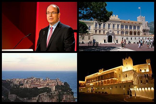 Alberts II Monako princis... Autors: Treiseris Karaļi un viņu pilis 1.daļa
