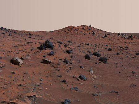 Tā tad kas ir Marss tagadMarss... Autors: sprote7 Visuma fakti - MARSS