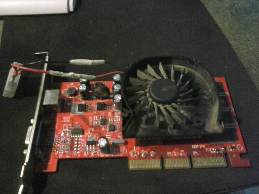 nbspNu lūk radiatorā ar vienu... Autors: Fosilija Apgreidojam videokarti.