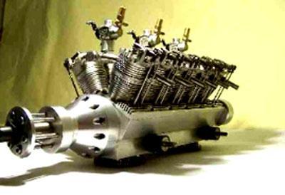 Autors: Romeo Bravo Mazākais V12 motors pasaulē