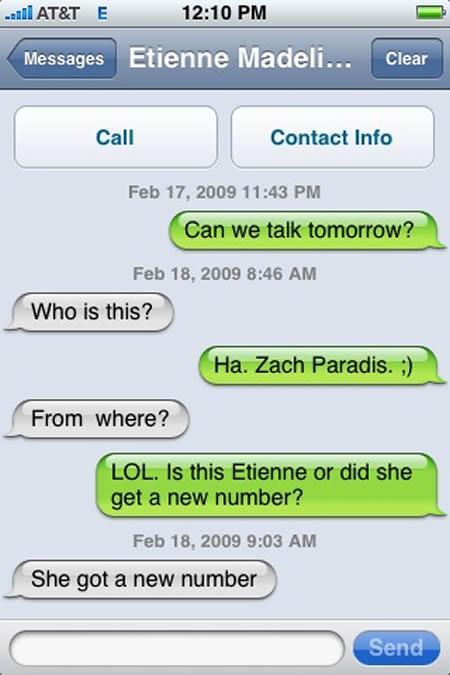 Autors: lauveenins10 FUNNY text messages#2