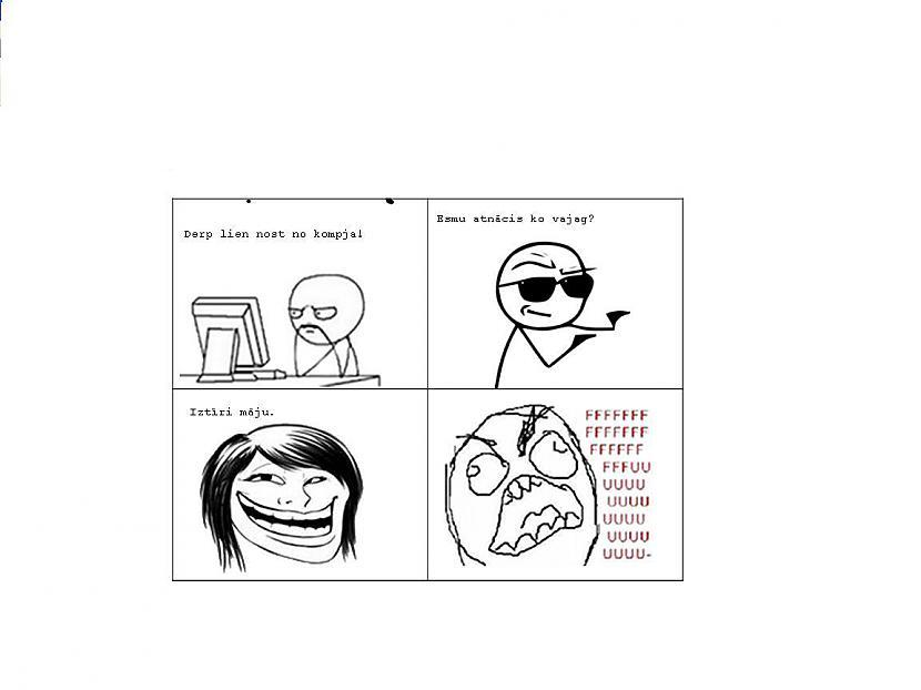 MammaDerp lien nost no... Autors: Fosilija Mans pirmais komiks
