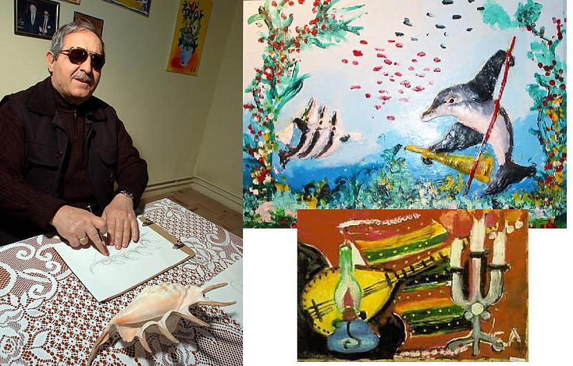 Esref ArmaganTurku mākslinieks... Autors: Moonwalker Cilvēki, kuri nepadevās
