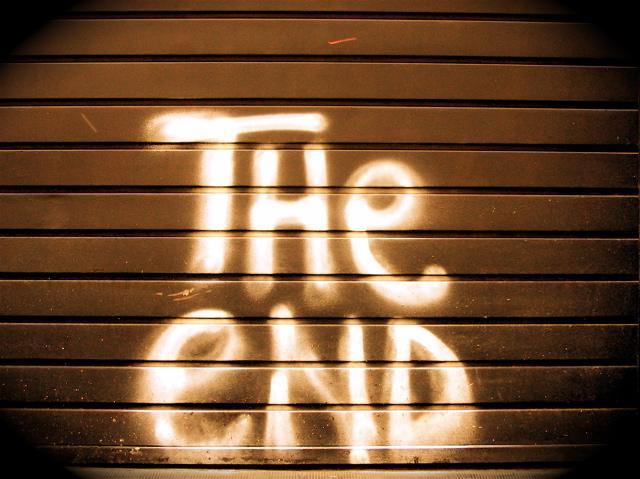 THE ENDKur vis palikaGribēju... Autors: Jen Collins Daži mani dzejolīši
