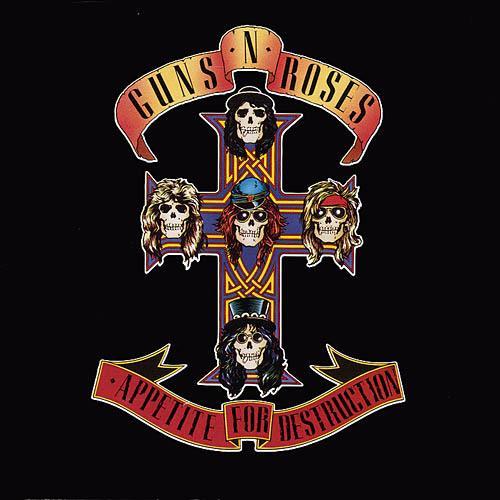1987 gadā grupa izdeva savu... Autors: jankelliitis Guns N' Roses