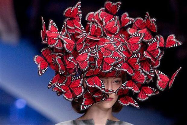 Autors: Fosilija Ko Tu neteiksi,ši esot arī mode!