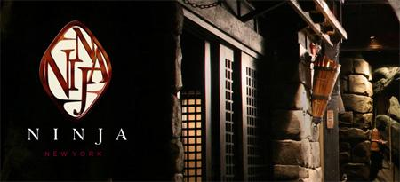 Ninja Restaurant in New... Autors: Fosilija 10 Interesantākie restorāni Pasaulē =)