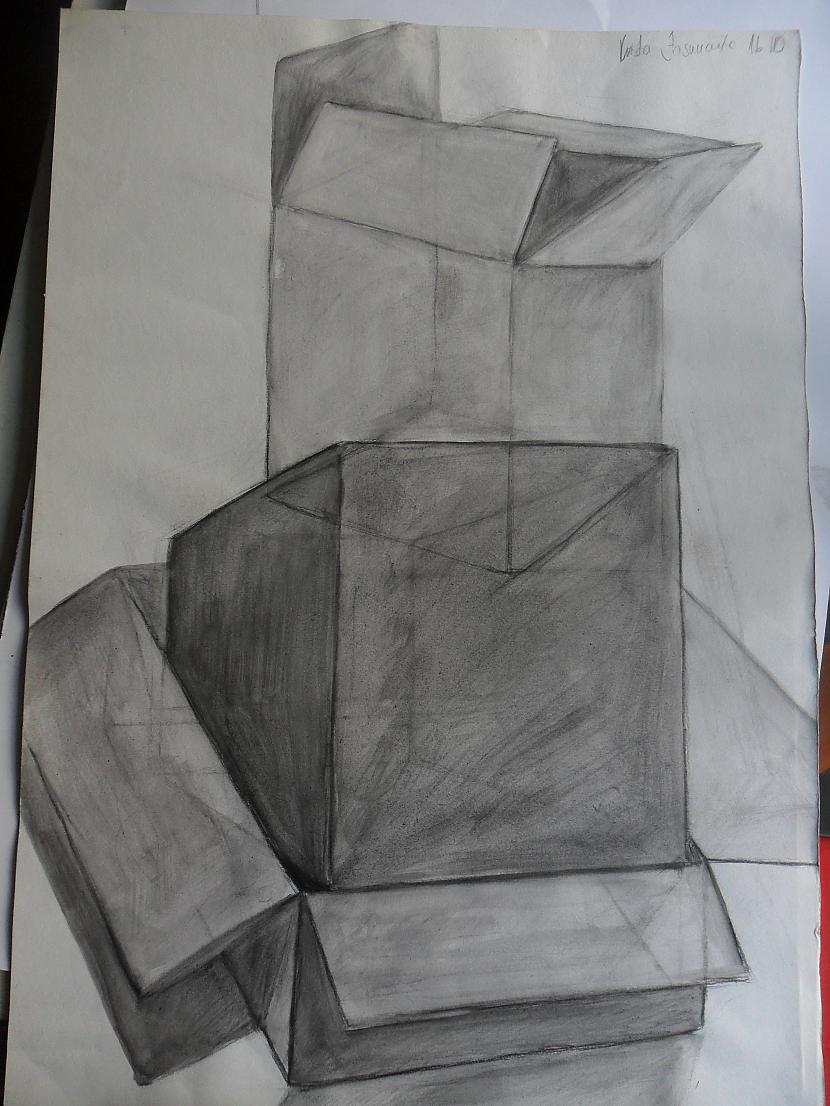 A2 akvareļa zīmulis un otaD Autors: krisny Mani 2