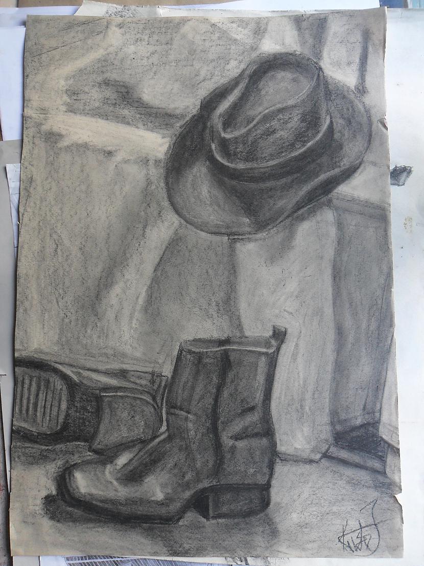 A2 divas h ogle un grafīts Autors: krisny Mani 2