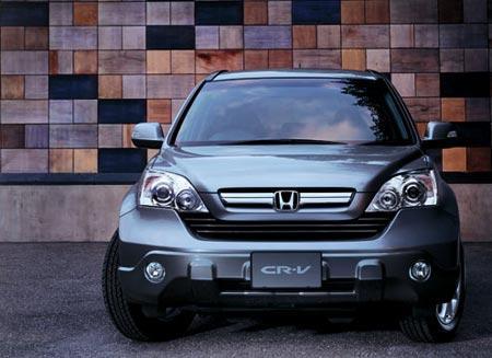 Treiscaronais un pažreiz jauni... Autors: Musmirens Honda CR-V
