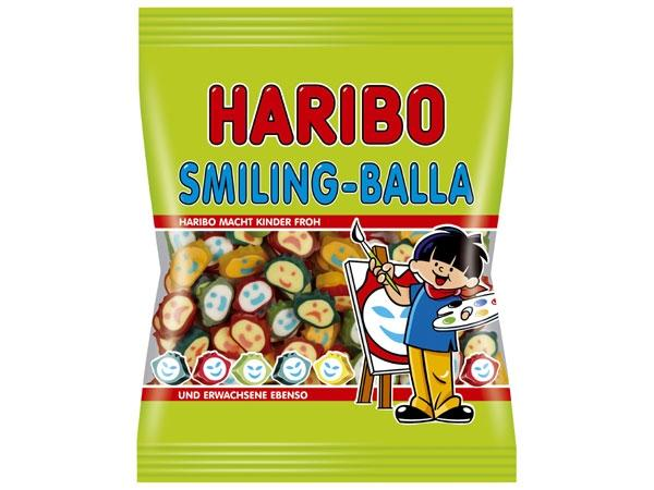 nbsp Haribo SmilingBalla Autors: CaptainMorgan21 Jaunās HARIBO končas