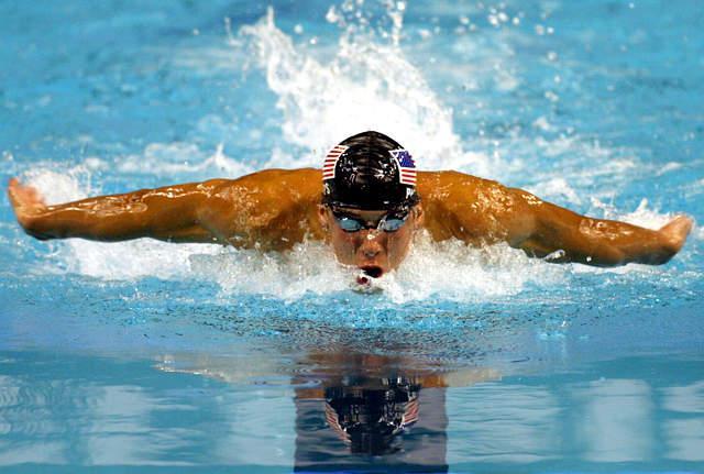 Ātrākais peldētājs pasaulē... Autors: Aurelius 10 fakti, ko iespējams nezināji 2.daļa