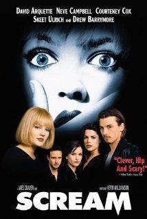 nbspScreamnbsp1996 Četras... Autors: MeGreenAL Helovīna filmas 2