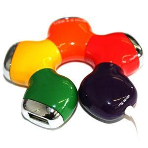 nbspKrāsainais USB sadalītājs... Autors: snipy1998 Oriģinālas dāvanas