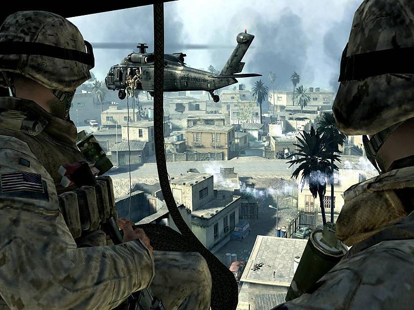 Ja tavs uzbrukums noris pārāk... Autors: diedelnieks123 Labākie Call of Duty citāti