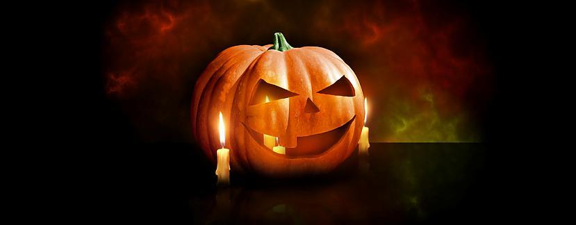 nbspnbspnbspnbspnbsp Helovīns... Autors: Kinkažu Helovīna simboli un to nozīme