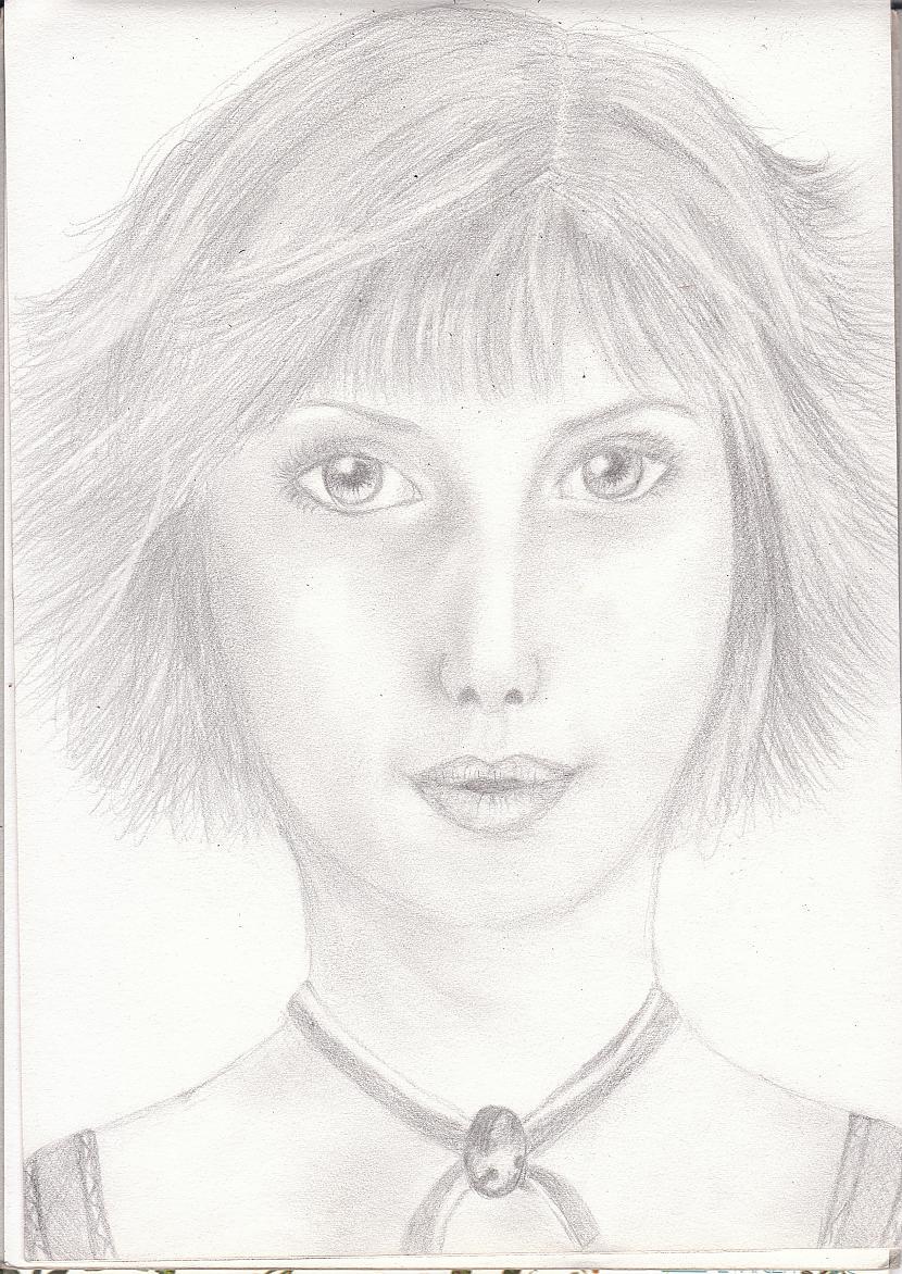 Ashley Greene  Alice... Autors: katnix Mani zīmējumi....2