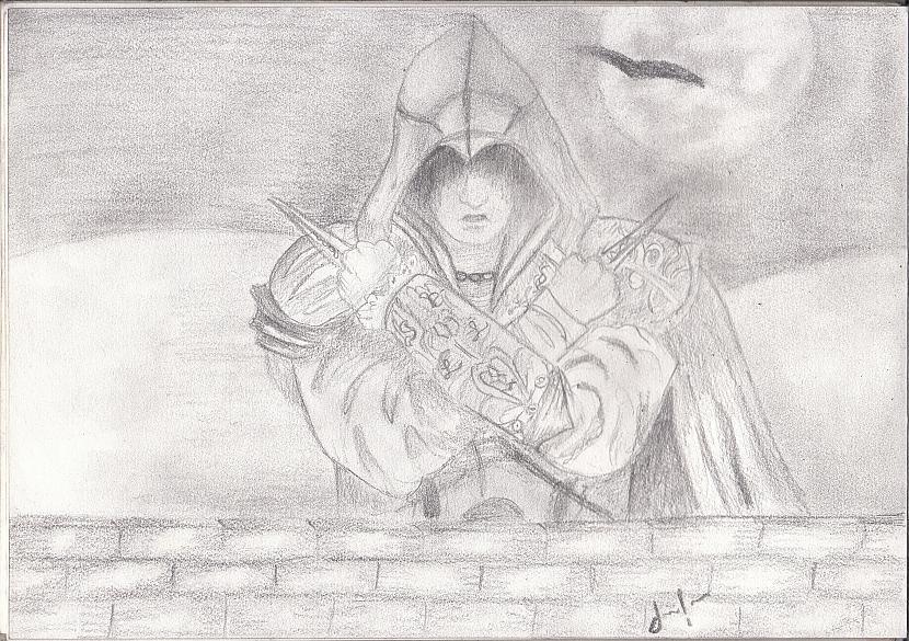 Ezio Autors: katnix Mani zīmējumi....2