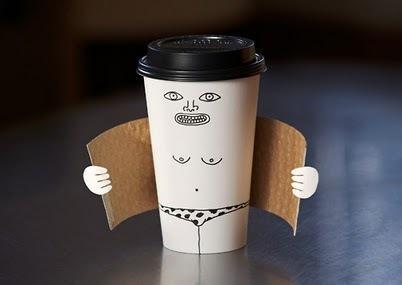 Man patīk kafija kas ir kā... Autors: salaud prtentieux Caffè citazioni