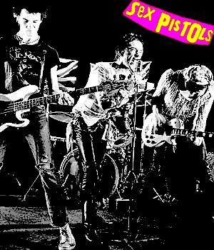 Sex Pistols Autors: BlenderisLV Pankroks