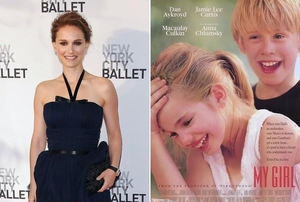 Natalie Portman Autors: TRAYRON Filmas, kas slavenībām liek raudāt
